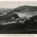 Pilchowice- zapora. Zdjęcie z książki: `Die Talsperre Bei Mauer Am Bober`