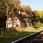 Marczów, dworzec PKP