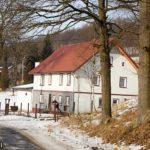 Modrzewie, gmina Wleń